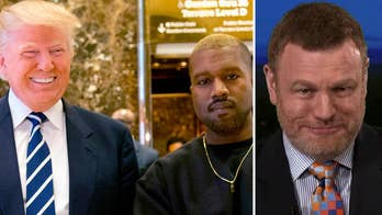Author and radio host Mark Steyn on 'free-thinking' Kanye West's open praise of President Trump - and the left showing its true colors on independent thought. #Tucker