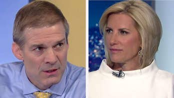 Trump and Comey trade jabs in television interviews; House Judiciary Committee member Rep. Jim Jordan weighs in on 'The Ingraham Angle.'