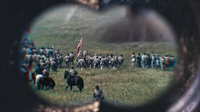 The Battle of Gettysburg on 'Legends & Lies: The Civil War
