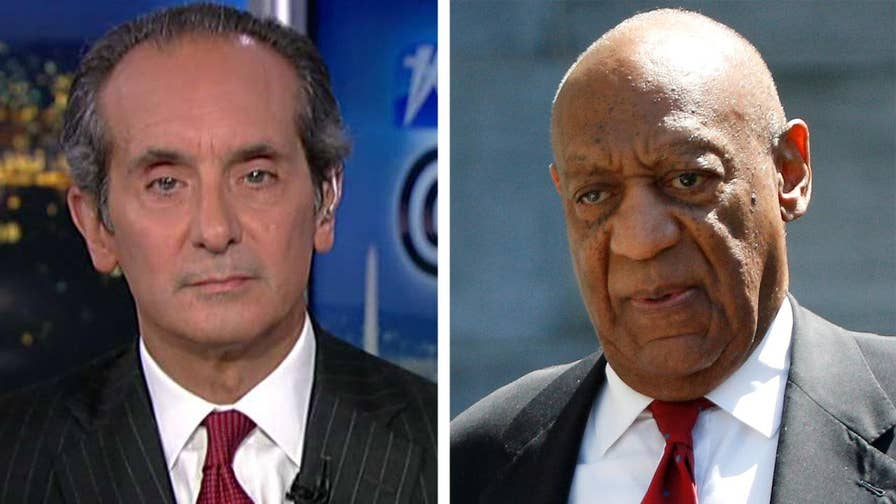 Lawyer representing seven women who have sued Bill Cosby for defamation reacts on 'Fox News @ Night with Shannon Bream' after Cosby is found guilty in sexual assault retrial.