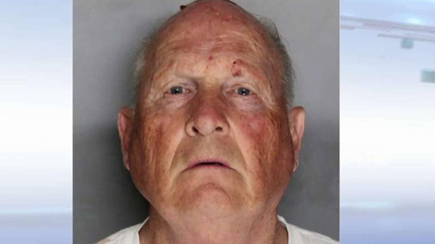 Investigators matched crime-scene DNA with genetic material put on genealogical site by a relative of Joseph James DeAngelo; senior correspondent Adam Housley reports from Los Angeles.