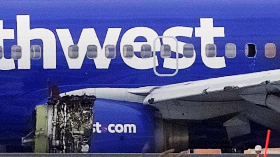 California native Lilia Chavez files lawsuit against Southwest Airlines after an engine failure incident that left one passenger dead.