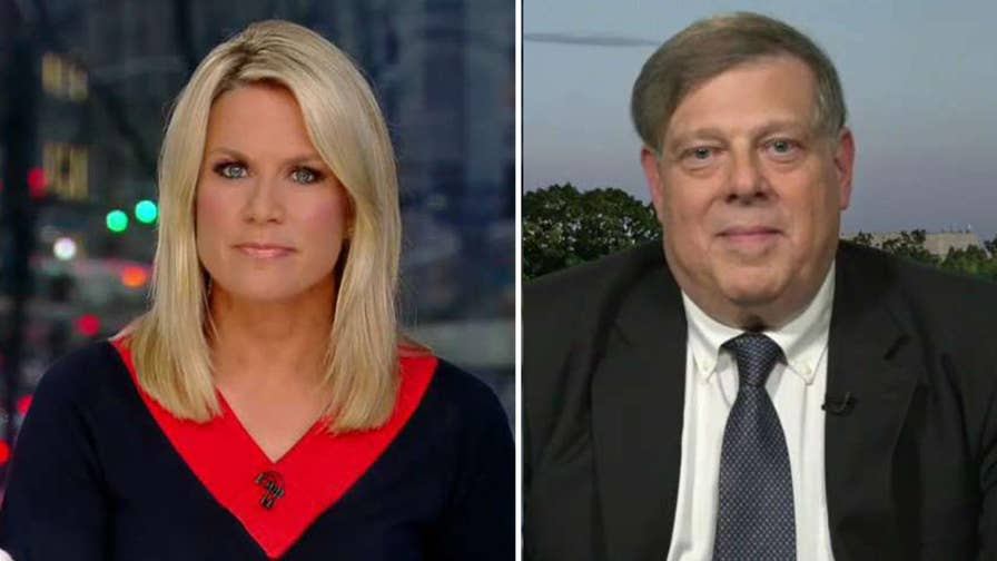 Former Clinton adviser Mark Penn says the only way to end the Mueller probe is to challenge it in court as 'irretrievably tainted'; Mark Penn expands on this idea for 'The Story.'