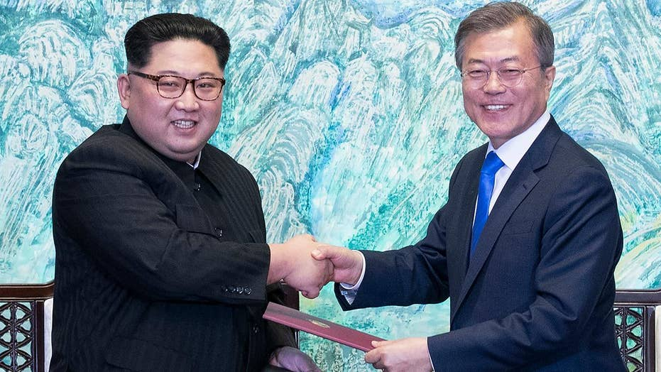 North and South Korea vow to end decades-long war