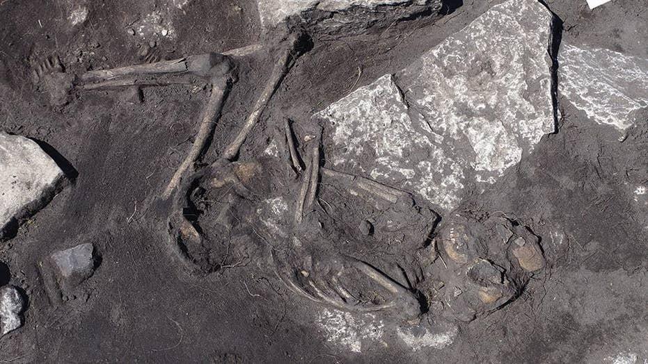 Site of brutal ancient mass murder found in Sweden