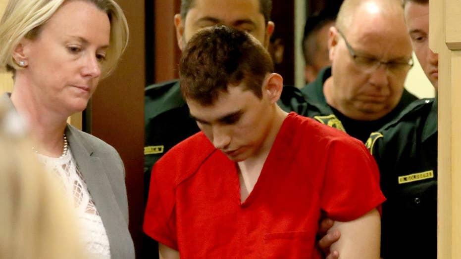 Parkland school shooting suspect Nikolas Cruz back in court