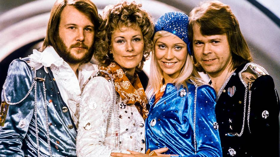 ABBA is back with new music after 35 years