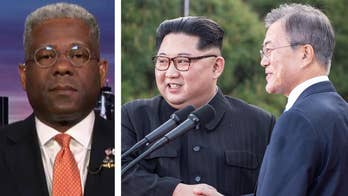 Allen West reacts to North and South Korea peace talks