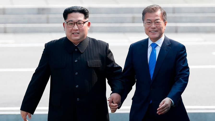 Jonathan Wachtel and Lanhee Chen discuss the president's role in bringing about a summit between North and South Korea.