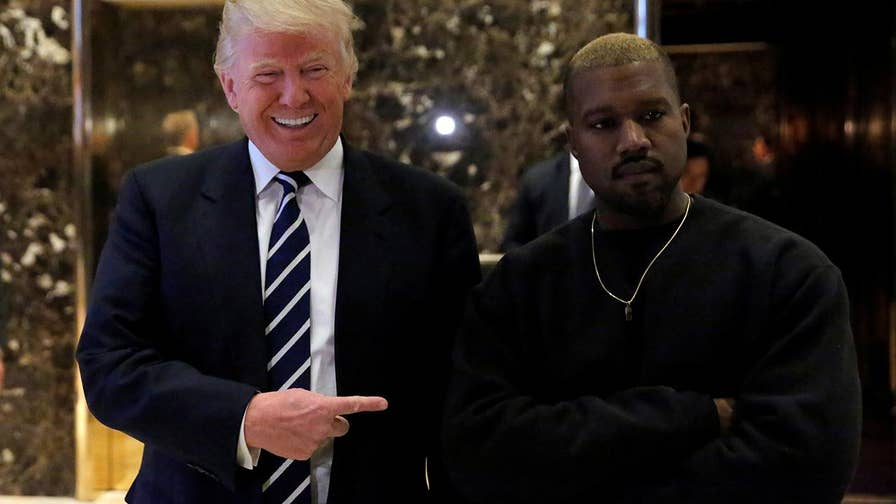 'Fox & Friends' panel shares perspective after President Trump and Kanye West trade support on Twitter.