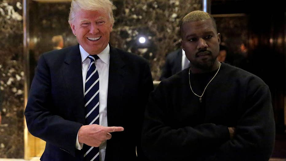 What does reaction to Kanye say about political division?