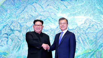 Kim Jong Un, Jae-in say they'll aim for 'complete denuclearization'