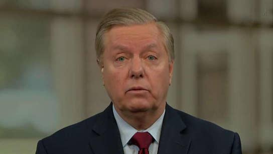 Sen. Lindsey Graham talks James Comey vs. Loretta Lynch