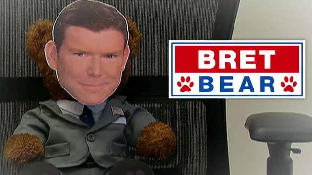 'Bret Bear' is fair, balanced and unafraid to snuggle