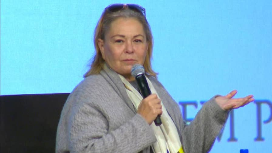 Roseanne talks about her unique call with the president at the Jerusalem Post conference.