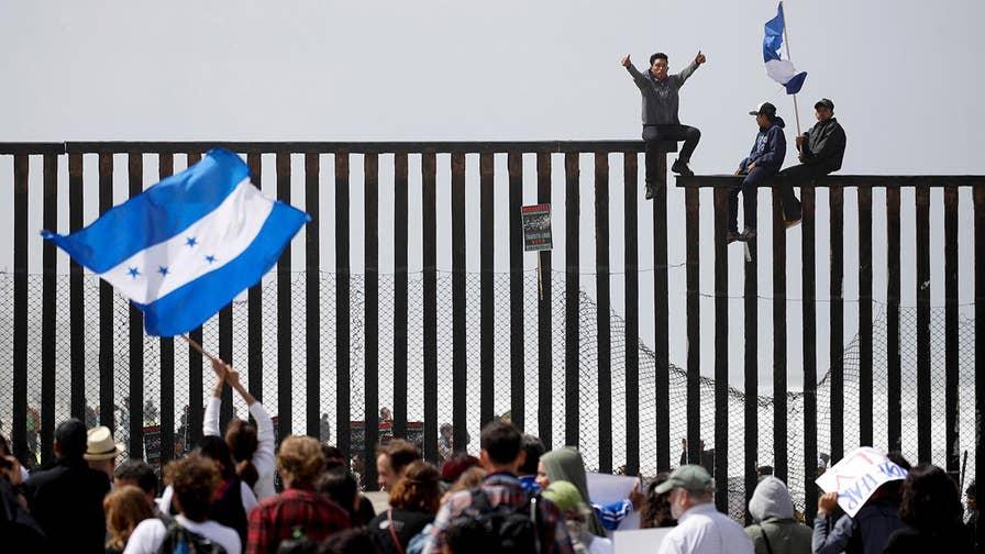 William La Jeunesse reports from Tijuana, Mexico