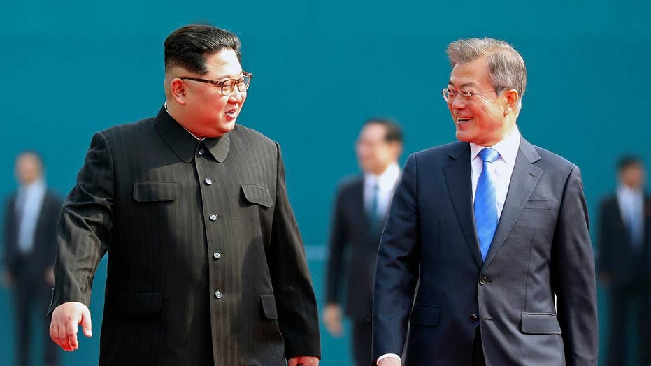 Kim Jong Un, Jae-in commit to end nuclear conflict