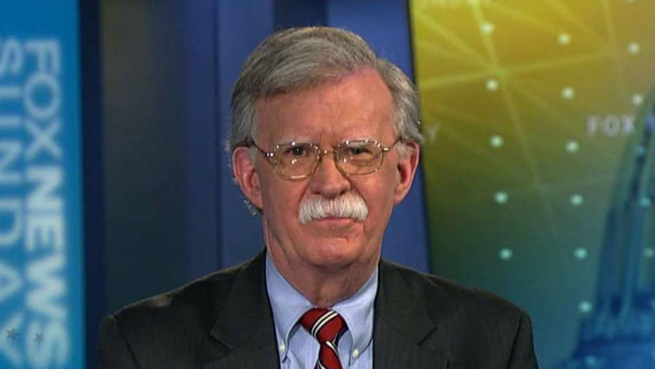 John Bolton on push to rid North Korea of nuclear weapons