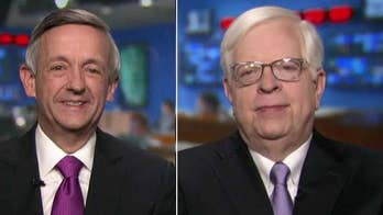 Pastor Robert Jeffress and Dennis Prager on how Jews and Christians have a lot in common.