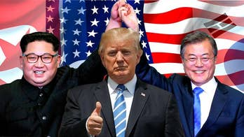 South Korean President Moon Jae-in said Monday that President Trump deserves to win a Nobel Peace Prize for his role in talks to denuclearize the Korean peninsula and end the decades-long war between the North and South.