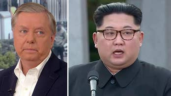 Trump administration maintains firm stance against North Korea despite potential diplomatic breakthrough; reaction from Republican senator from South Carolina on 'Outnumbered.'