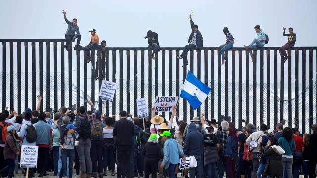 President Trump threatens shutdown over border wall
