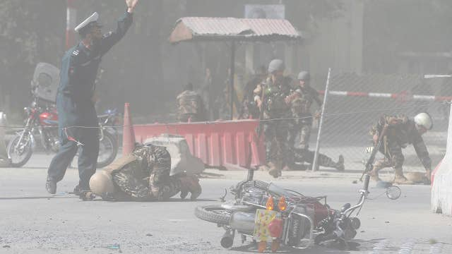 ISIS claims responsibility for twin bombings in Afghanistan
