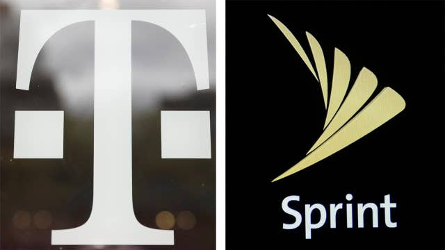 T-Mobile and Sprint strike a deal