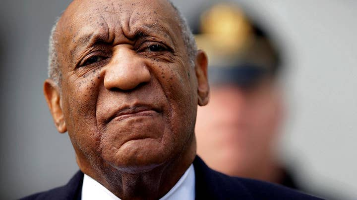Bill Cosby team cries racism