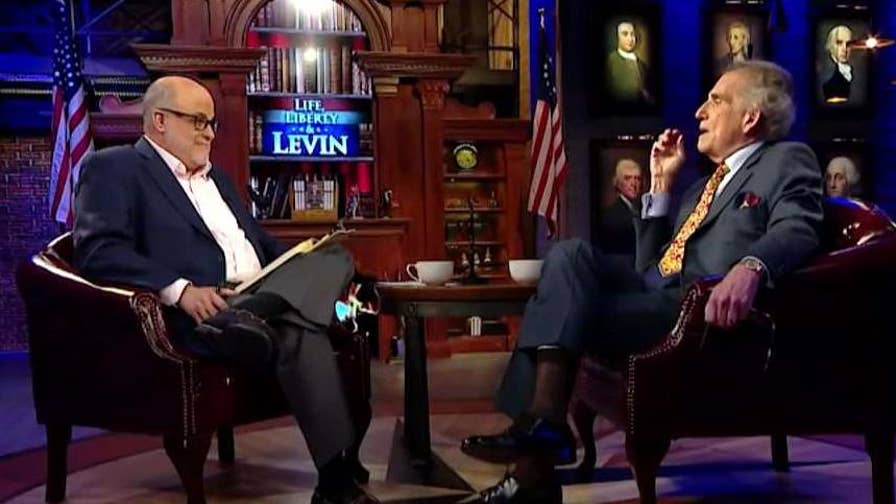 'The Devil's Delusion' author David Berlinski shares insight on 'Life, Liberty & Levin.'