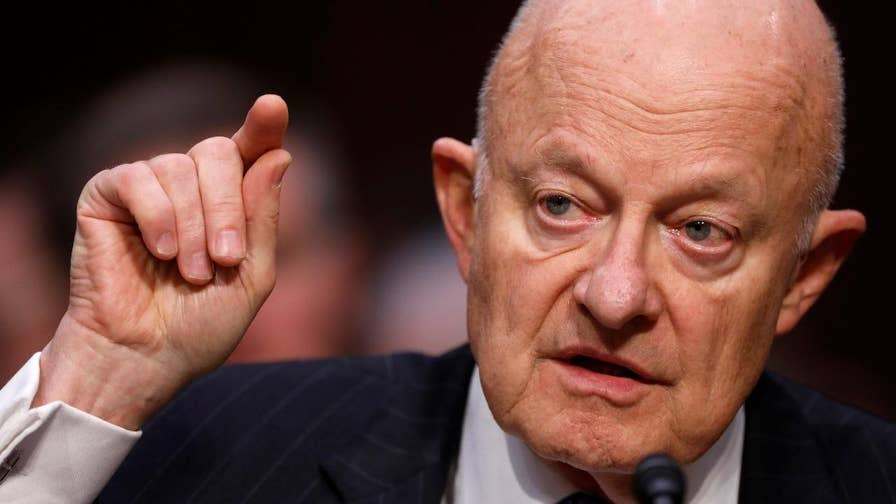 A House Intelligence Committee report released by congressional Republicans alleged Clapper leaked information about the infamous Steele dossier to the media while he was still in office.