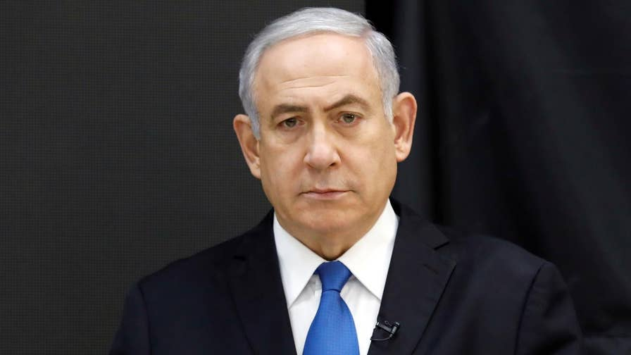 Israeli prime minister claims Iran had been hiding all of the elements of a secret nuclear weapons program.