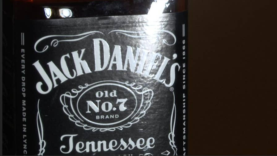 Iconic whiskey says new product's similarities hurts their brand