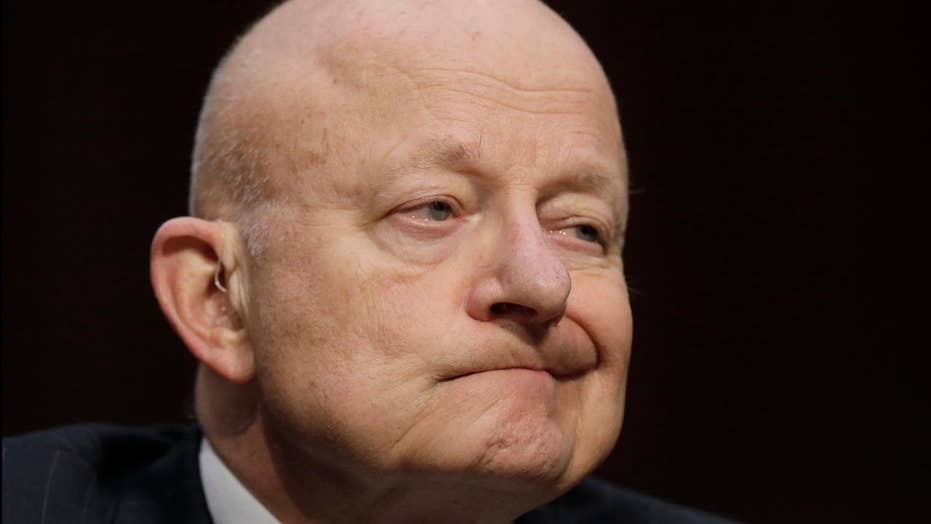 Judge Napolitano: Clapper has a history of lying