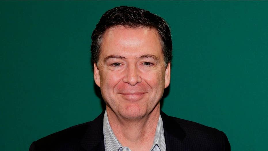 Comey slams House Intel Committee's Russia investigation