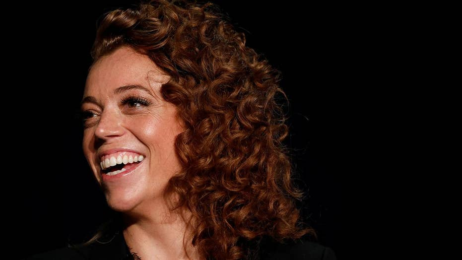 Michelle Wolf slammed for harsh jokes at press dinner