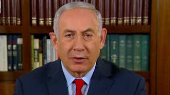 On 'Fox & Friends,' Prime Minister of Israel says an anti-American regime should not have nuclear weapons. Also, Netanyahu discusses the U.S. embassy opening in Jerusalem.