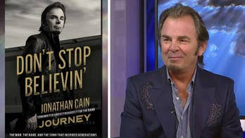Composer and keyboardist Jonathan Cain, co-wrote many of journey's hits that we still love today. Now he's talking about his personal journey of faith in his new book, 'Don't Stop Believin': The Man, The Band, and The Song That Inspired Generations.'