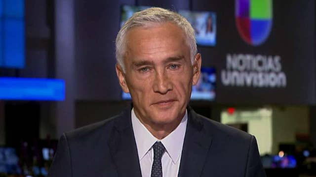 Jorge Ramos: US becoming hostile country for refugees