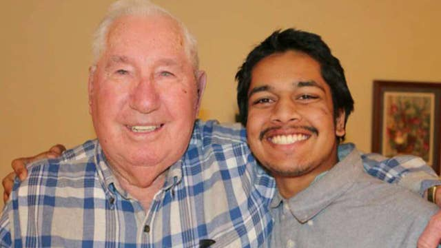20-year-old wants to interview every living WWII veteran