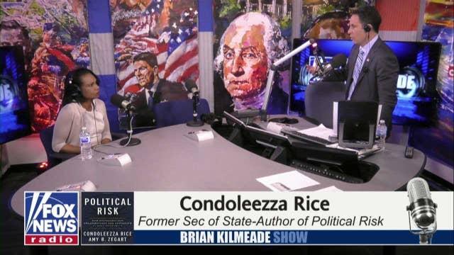 Condoleezza Rice On North Korea