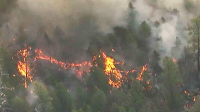 State of emergency declared for Arizona wildfires