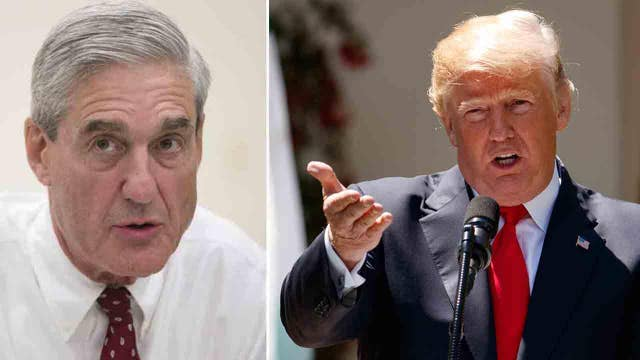 Who leaked Mueller's Trump questions to New York Times?
