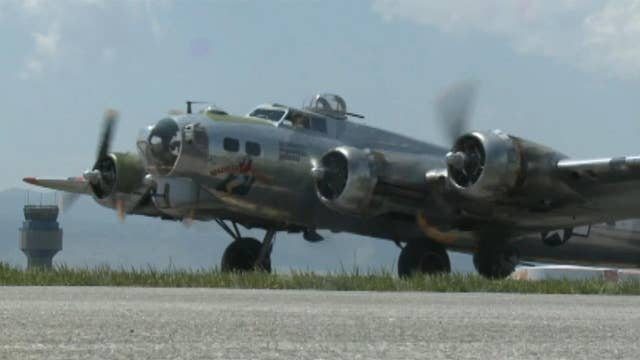 Dedicated pilot works to keep the spirit of the B-17 alive
