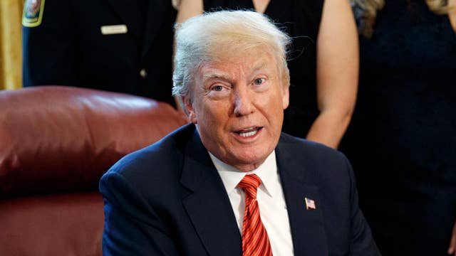 President Trump delays steel tariffs for US allies