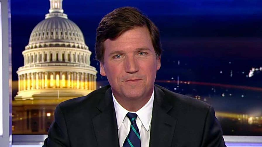 Tucker: When you arrive in a country, you don't wave the flag of a foreign nation. That's what you do when you invade. Immigration happens with the consent of the host country. What we're seeing is happening by force.