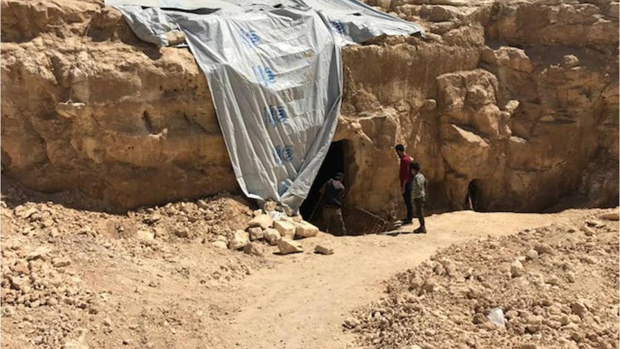 The ruins of an ancient Christian refuge, or early church, possibly dating back to the first centuries of Christendom's existence, under the Roman Empire has been discovered in Manbij, Syria, which was recently under ISIS control.