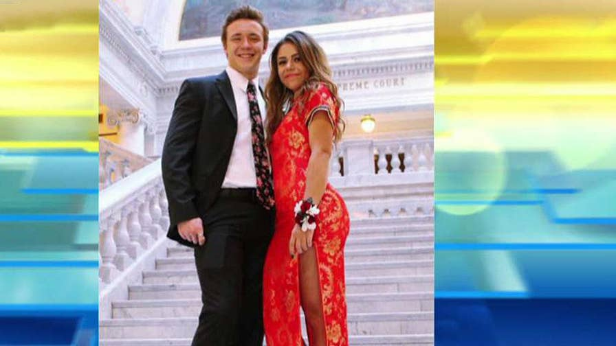 18-year-old Keziah Daum was accused of cultural appropriation for wearing a traditional Chinese cheongsam dress to her high school prom.