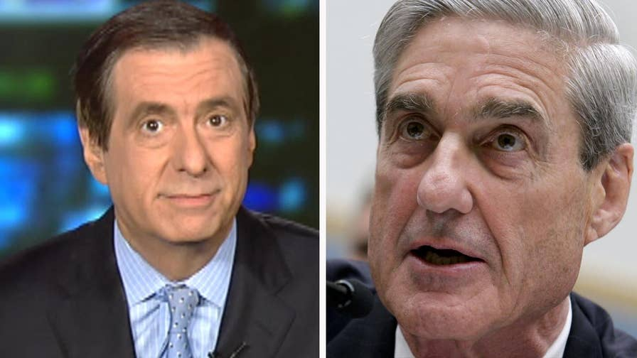 'MediaBuzz' host Howard Kurtz weighs in on special counsel Robert Mueller's leaked questions for a potential President Trump interview and why this is an unprecedented situation.