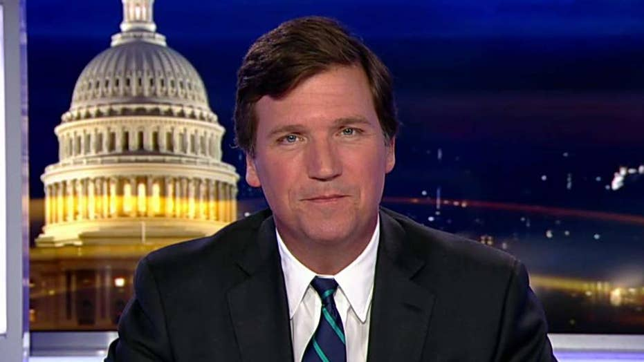Tucker: Caravan's plight is not immigration, but an invasion